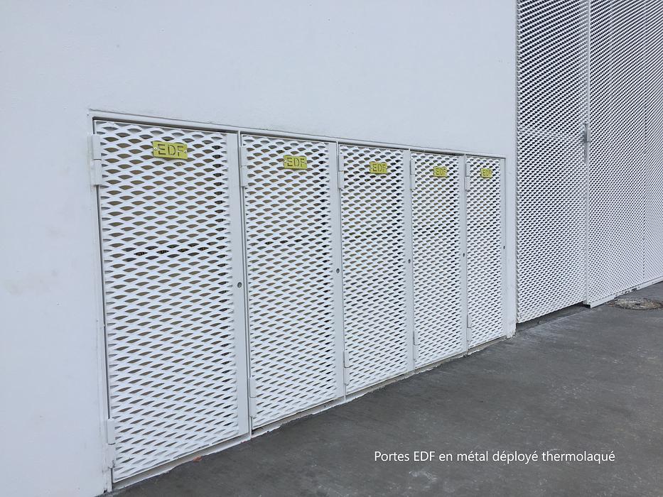 Pose de fermetures métalliques à Rennes (35) 0